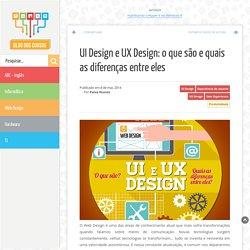 UI Design e UX Design: o que são e quais as diferenças entre eles - Blog dos Cursos