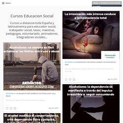 Cursos Educacion Social
