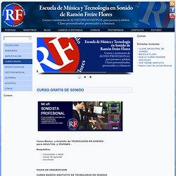 Escuela de Musica y Tecnología en Sonido Ramón Freire