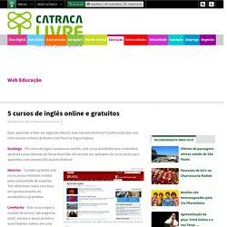 5 cursos de inglês online e gratuitos
