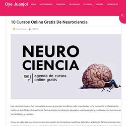 10 cursos online gratis de Neurociencia