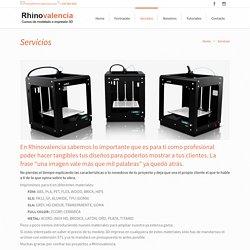 Cursos 3D Rhino Valencia