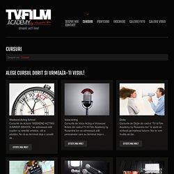 TV & Film Academy by Ruxandra Ion