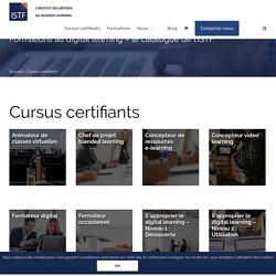 Cursus certifiants Archives - ISTF