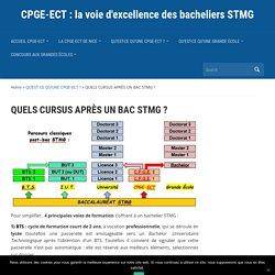 QUELS CURSUS APRÈS UN BAC STMG ? – CPGE-ECT : la voie d'excellence des bacheliers STMG