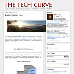 Digital Portfolio System