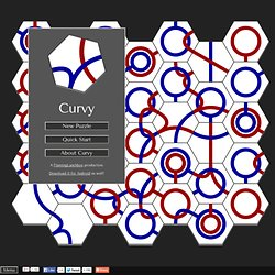 Curvy in HTML5