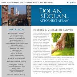 Custody & Visitation Lawyer, Law Firm New Haven, CT - Dolan & Dolan, LLC