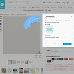 Custom Fabrics you design online
