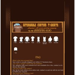 Custom printed t-shirts - custom printed tee shirts - custom printed t shirts