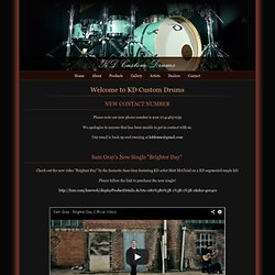 KD Custom Drums