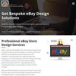 Custom eBay Store Design Services