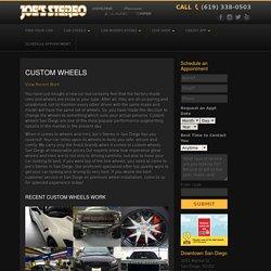 Custom Wheels San Diego