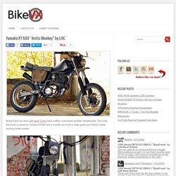 Custom Yamaha XT600