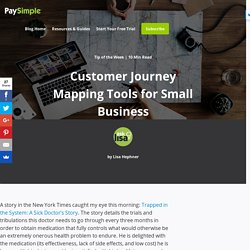 Customer Journey Mapping Tools for Small Business