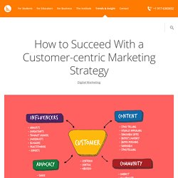 How to Succeed With a Customer-centric Marketing Strategy