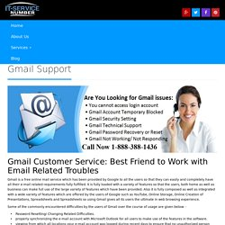 Gmail Toll Free Helpline 1-888-264-6472 Gmail Customer Service number