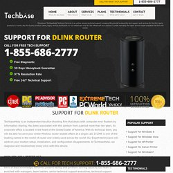 D-link Router Customer Service 1-855-686-2777 Technical Support Phone Number