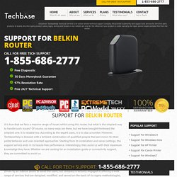 Belkin Router Customer Service 1-855-686-2777 Technical Support Phone Number