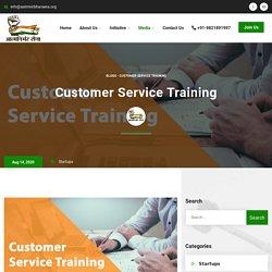 Customer Service Training - Aatmnirbhar Sena
