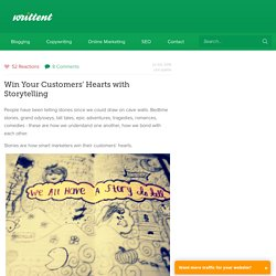 How to Win Customers' Hearts with The Art of Storytelling