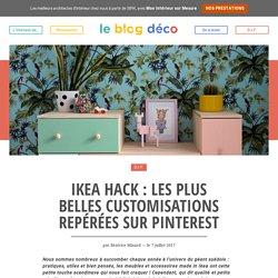 » Ikea hack : les plus belles customisations repérées sur Pinterest