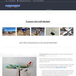 Custom Aircraft Models