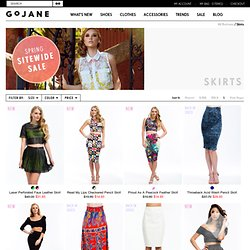 Women's Skirts : Buy Cute Mini Skirts for Women and Girls on Sale