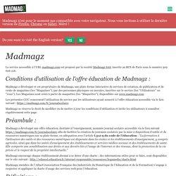 CUV : Madmagz