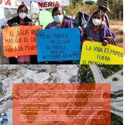 Minera Cuzcatlán: CON LICENCIA PARA CONTAMINAR