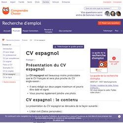 CV espagnol : comment rédiger un CV en espagnol ?