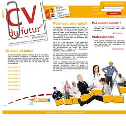 cvdufutur.eu • Page d'index