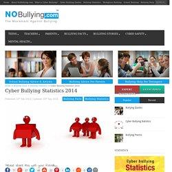 Cyber Bullying Statistics 2014