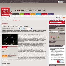 Cyber-risques & cyber- assurances