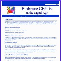 Embrace Civility