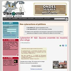 cyberaction Pour refuser les travaux demandés par la Sté Mouvoil