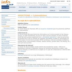 Cyberaddiction - infoset.ch