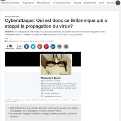 Cyberattaque: Qui est donc ce Britannique qui a stoppé la propagation du virus?
