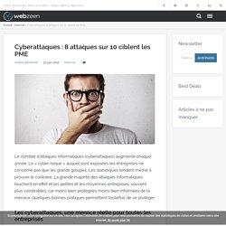 Cyberattaque de PME : beaucoup d'entreprises touchées !