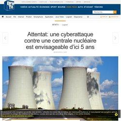 Attentat: une cyberattaque contre une centrale nucléaire est envisageable d'ici 5 ans