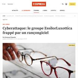 Cyberattaque: le groupe EssilorLuxottica frappé par un rançongiciel