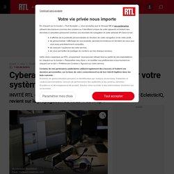 """Cyberattaque : """"Il faut mettre à jour votre système d'exploitation"""""""