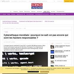 Cyberattaque mondiale au ransomware : l'analyse de Tanguy de Coatpont, directeur général France de Kaspersky - Sciencesetavenir.fr