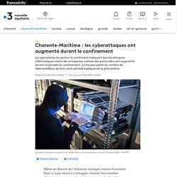 Charente-Maritime : les cyberattaques ont augmenté durant le confinement