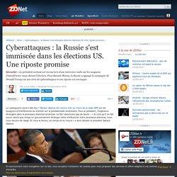 Cyberattaques : la Russie s'est immiscée dans les élections US. Une riposte promise - ZDNet