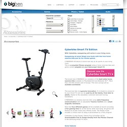 Cyberbike Smart TV Edition - Bigben Interactive