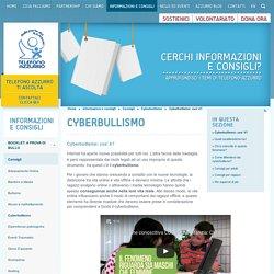 Cyberbullismo: cos' è?
