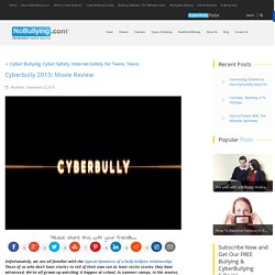 Cyberbully 2015: Movie Review