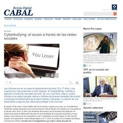 Cyberbullying: el acoso a través de las redes sociales