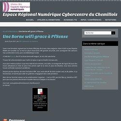 Espace Régional Numérique Cybercentre du Chemillois